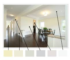 choosing color for homes with open floor plans decorating by open concept color