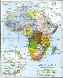 africa map before colonization 7638 jpg