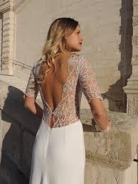 robe de mari e boheme chic style boheme moderne pour la robe de mariée une ligne