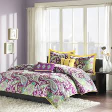 Black And White Paisley Comforter Bedroom Black And White Comforters Sets Black And White With Queen