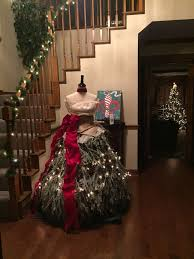 my christmas 286 best dress form christmas trees images on dress