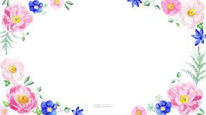 watercolor floral wallpaper 1920 1080 jpg 1920 1080