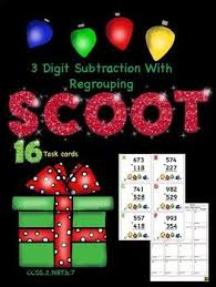 the 25 best subtraction regrouping ideas on pinterest