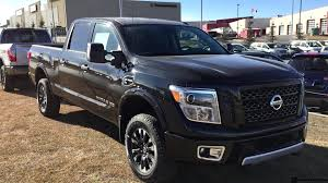 nissan titan xd lifted 2016 nissan titan xd pro 4x in silver and black youtube