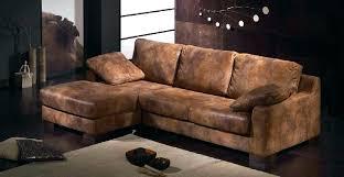 canap en cuir marron canape imitation cuir vieilli canape cuir marron vieilli cuir