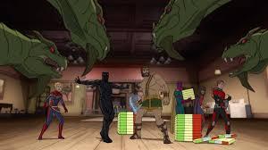 marvel u0027s avengers secret wars sneak peak all new all different