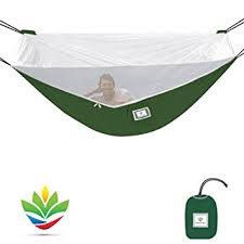 amazon com mosquito free hammock bliss u2013 camping hammock with bug