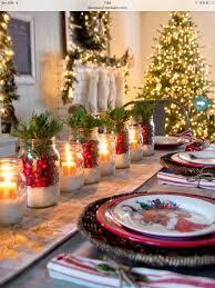 simple lovely christmas holiday table setting u003c3 christmas