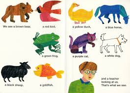 mr ben brown bear eric carle youtube