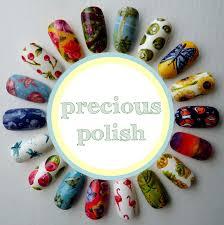 precious polish may 2013
