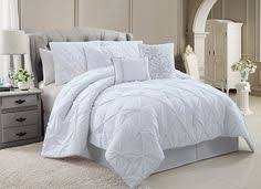 Chezmoi Collection White Goose Down Alternative Comforter Goose Alternative Down Comforter Hypoallergenic Duvet Insert Size