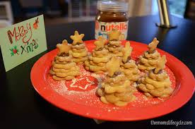 christmas tree cookies with the easy ingredients the mom u0027s life