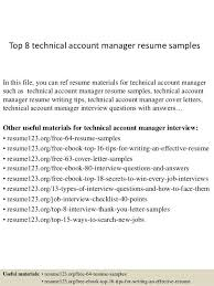 sample resume account manager account manager cv template sample