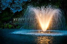 Outdoor Water Features With Lights by Outdoor Water Fountains Pond Water Features Fountain Pumps Kits
