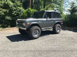 bronco car 2016 classic ford bronco for sale on classiccars com