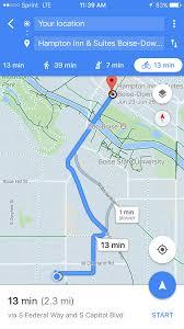 Boise Greenbelt Map Biking Out Of Airports U2013 Cyclingsavvy