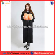 Breast Halloween Costume Party Costume Funny Costume Breast