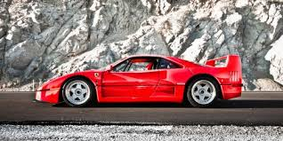 how many f40 are left i had a affair with the f40 petrolicious