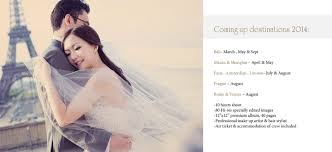Photography Wedding Packages Wedding Photography Investment Plan 2014 Destination Wedding