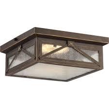 outdoor flush mount wall light outdoor ceiling lighting exterior light fixtures in bronze copper