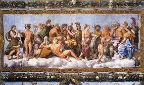 image zeus gifting the gods jpg greek goddesses wiki fandom