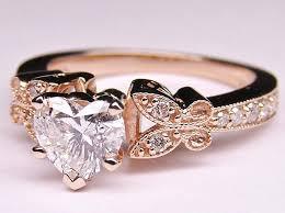 shaped rings images Diamond heart shaped rings engagement ring heart shape diamond jpg