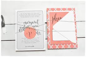 trellis wedding invitation suite smitten on paper