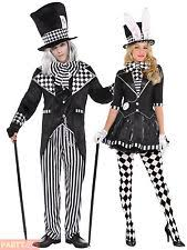 Womens Mad Hatter Halloween Costume Womens Mad Hatter Costume Ebay