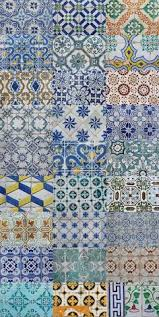 Portuguese Tiles Kitchen - em belém fields nice and patchwork tiles
