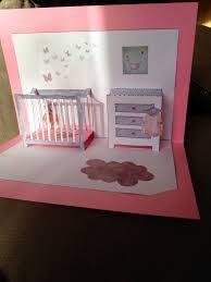 ma chambre de bebe ma 2ème carte pop up chambre de bébé la ptite sorcière cuisine