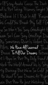 White Flag Lyrics Gorillaz Die 82 Besten Twenty One Pilots Wallpapers