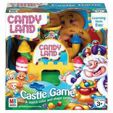 candyland castle candy land castle toys