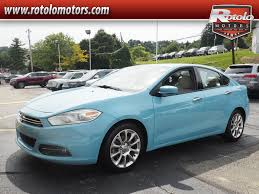 All Wheel Drive Dodge Dart Certified Used 2013 Dodge Dart For Sale In Charleroi Pa 7961a