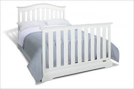 Graco Convertible Crib Bed Rail Contvertible Cribs Wooden Scandinavian Mahogany Baby Mod Graco