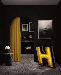 our last minute checklist for a chic halloween home decor