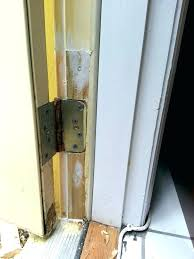 Repair Interior Door Frame How To Replace A Door Jamb Front Door Jamb Frame Repair Cost Best