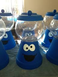 cookie monster table decorations 14 best cookie monster party images on pinterest cookie monster