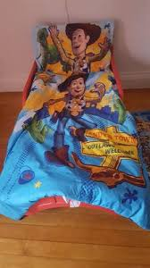 Toy Story Crib Bedding Toy Story Power Up 4 Piece Toddler Bedding Set Walmart Com