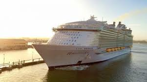 Largest Cruise Ship World U0027s Largest Cruise Ship Arrives In The Caribbean