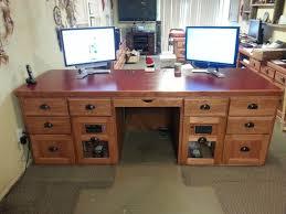 My Custom Computer Desk Custom Computer Desk by My Custom Computer Desk Desk Tikspor