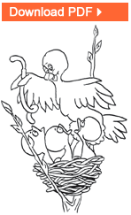 wild bird coloring pages kids drs foster u0026 smith