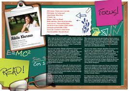 yearbook templates bindaascampus