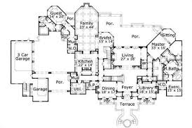 luxury home blueprints luxury estate home floor plans homes floor plans
