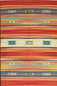 Kilim Rug Rugsville Southwestern Multi Handmade Cotton Kilim Rug 4 U0027 X 6 U0027
