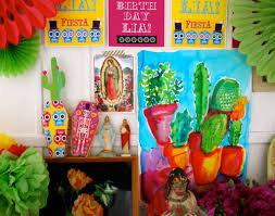 mexican birthday party decorations bring joy by