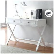 Small White Writing Desk White Writing Desk With Drawers 2 Drawer Writing Desk At Big Lots
