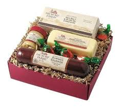 sausage gift baskets 10 best cheese sausage meat gift baskets http