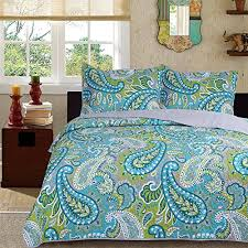 Swirly Paisley Duvet Cover Printed U0026 Mizone Floral Coverlet Sets U2013 Ease Bedding With Style