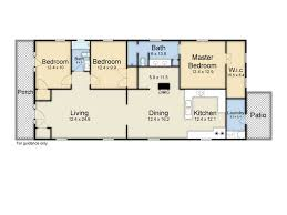 New Floor Plan My Favorite Four Bay Floor Plan They Created A Foyer Absent In