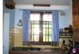 modele rideau de cuisine les doubles rideaux de cuisine lepetitmondedegaby